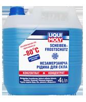 Концентрат незамерз.жидкости  LIQUI MOLY для  стекол (-80°C)  4л