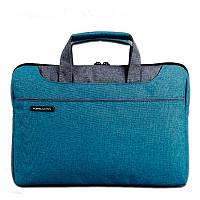 """Сумка для ноутбука Kingsons KS3093W, 13.1"""", синяя"""
