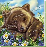 Милі звірята: Ведмедик (у) (9,9) /10/(А582008У)