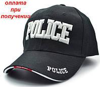 Мужская чоловіча новая фирменная стильная, спортивная кепка, бейсболка Police купить
