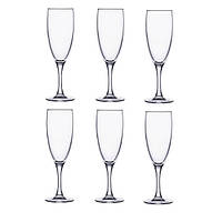 Набор бокалов/шампанское Luminarc French Brasserie  170 мл-6 шт. H9452