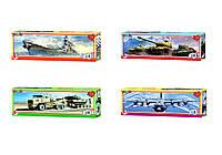 """Пазлы 220 эл. (8шт.) Лео Люкс """"Транспорт"""", 8шт в блоке, 12 блоков в упаковке, 96(209)"""