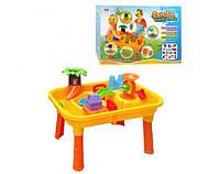 Песочница-столик М0833