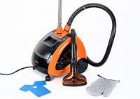 Отпариватель для одежды Astor GS-1028 Orange, пароотпариватель, ручной отпариватель парогенератор для дома