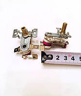 """Терморегулятор TK095 / 3 клеммы / 250V / 10A / h=15мм  """"с ушками"""" (Турция)"""