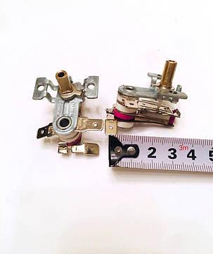 """Терморегулятор TK095 / 3 клеммы / 250V / 10A / h=15мм  """"с ушками"""" (Турция), фото 2"""