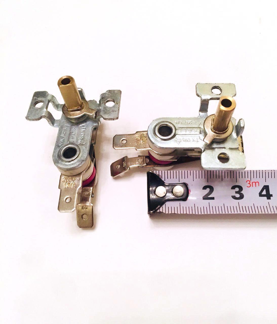 Терморегулятор TK095 / 250V / 10A / h=15мм (Турция)