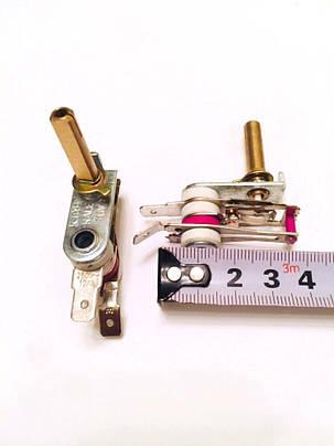 Терморегулятор KT094 / 250V / 10A / h=25мм(Турция) клемма вниз, фото 2