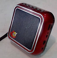 Портативная FM MP3 колонка MD-811 U speaker, фото 1