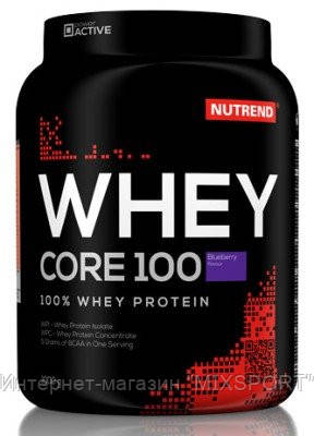 Протеин Nutrend - Whey Core 100% (1000 g SP 143)