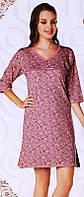 Платье женское для дома батал 7529