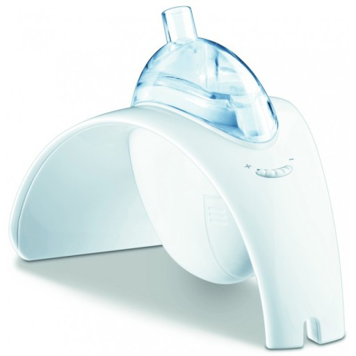 Ингалятор - небулайзер ультразвуковой Sanitas SIH 35 для детей и взрослых, Германия