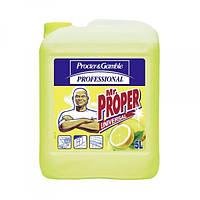 Моющее средство универсальное 5 л. Лимон, Mr Proper