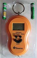 Весы электронные(безмен кантер)до 45кг(10г) с батарейками в комплекте