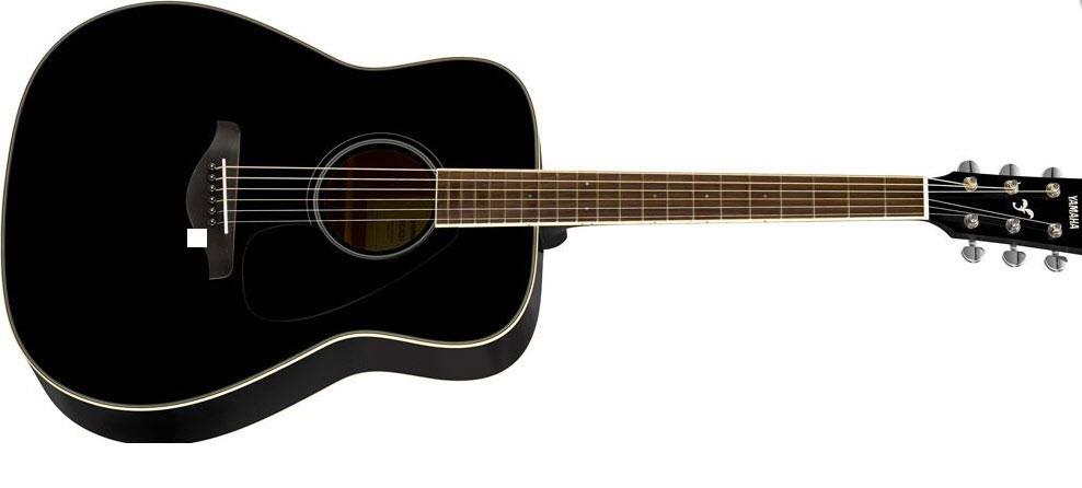 Акустична гітара YAMAHA FG820 (BL) Дредноут / вестерн