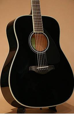 Акустична гітара YAMAHA FG820 (BL) Дредноут / вестерн, фото 2