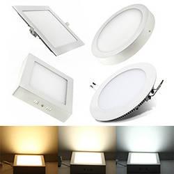 Точкові LED світильники Downlight