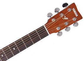 Акустическая гитара YAMAHA F370 (TBS) Дредноут / вестерн, 21 лад, фото 3