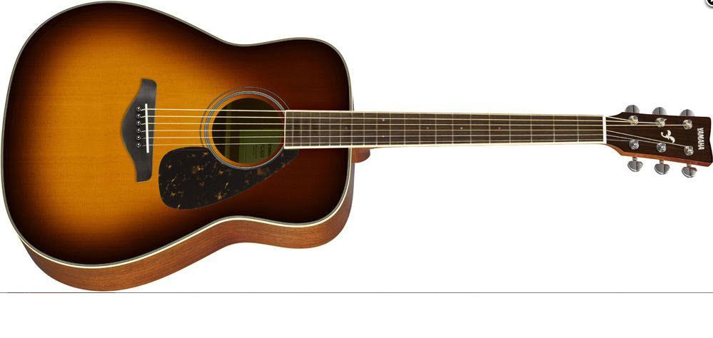Акустическая гитара YAMAHA FG820 (BS) Дредноут / вестерн
