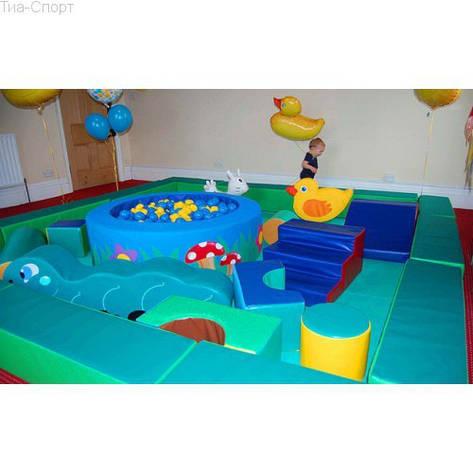Детская игровая комната 300*300*50 см, фото 2