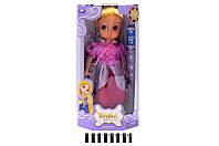 """Кукла """"Принцесса"""" (пульт управ., звук и свет. эффект) в кор. 42*13,5*22,5 см. /24/(QL014)"""