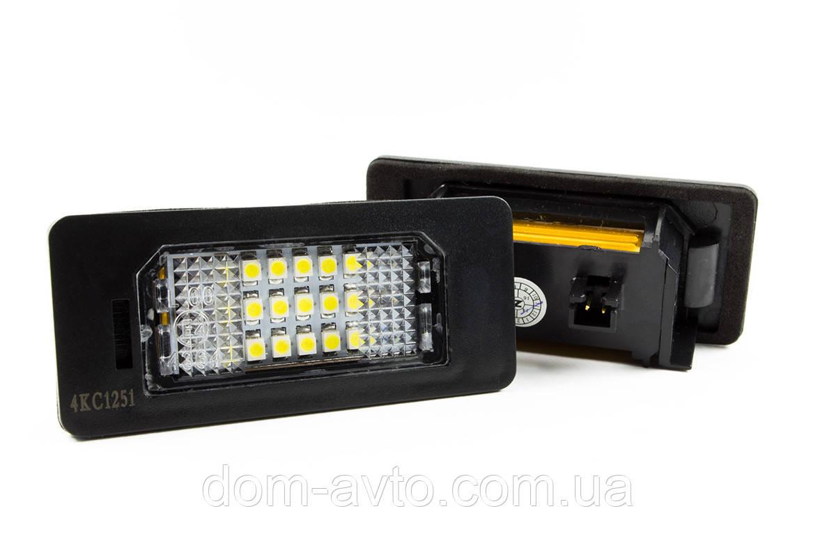 Подсветка заднего номера LED A6388200356 Mercedes Vito w638 V-Class вито