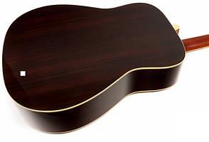 Акустическая гитара YAMAHA FG830 (TBS) Дредноут / вестерн, фото 2