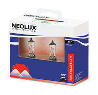 NEOLUX ExtraLight H7 - на 50% больше света комплект 2шт N499EL