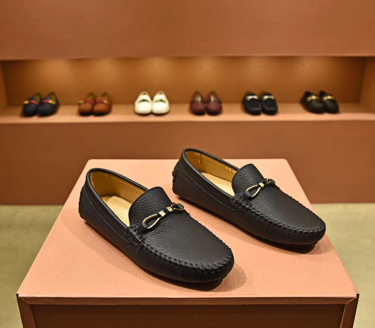 94275730a10d Мужская обувь мокасины - Louis Vuitton, цена 4 600 грн., купить в ...