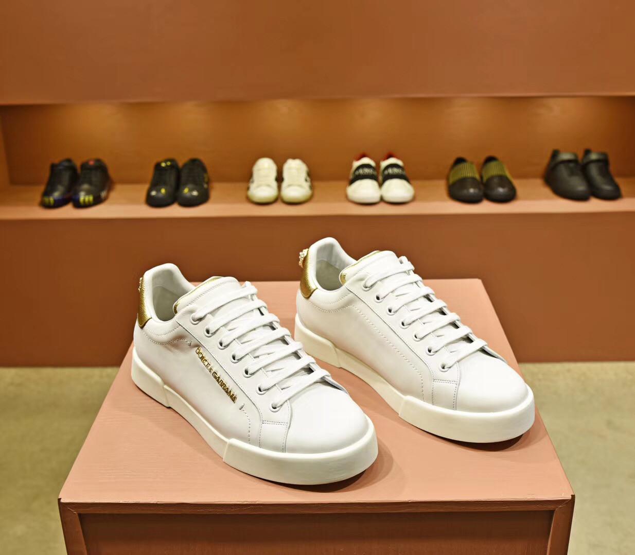 Кроссовки Дольче Габбана (Dolce Gabbana), цена 4 700 грн., купить в ... be58855506f