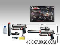 Пистолет на гелевых пульках, батар., в кор. 43х7х26 /24/(MP-2)