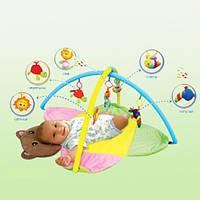 Детский коврик с погремушками, в сумке 77х6х60 /12/(898-8B)