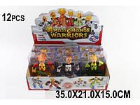 Герои Warriors 12 шт. в кор. 35х21х15 /16/(F01308-3A)