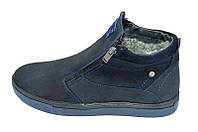 Ботинки зимние на меху Multi Shoes Top Blue, фото 1