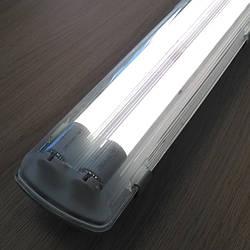 LED світильники IP65 пило - вологозахищений