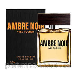 Yves Rocher Ambre Noir 50 MLТУАЛЕТНАЯ ВОДА  (ОРИГИНАЛ ПОДЛИННИК)