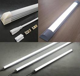 Лінійні LED світильники