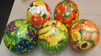 """Мяч 9"""" BT-PB-0027 фрукты и ягоды 5в.60г сетка ш.к./300/(BT-PB-0027)"""