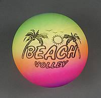 Мяч детский резиновый 100гр /500/(772-557)