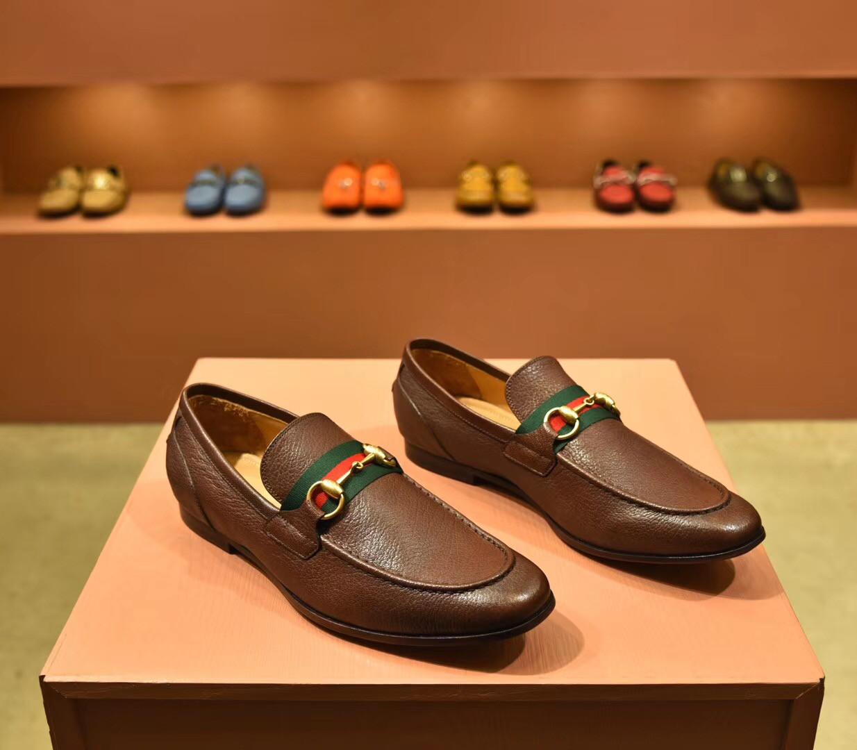Мужские туфли Gucci