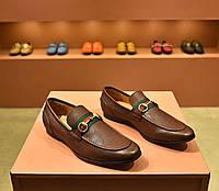 Мужские туфли Gucci, фото 1