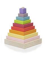 Пирамидка дерев. LD-5 //(12329)
