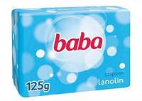 Мыло baba lanolin 125 г.