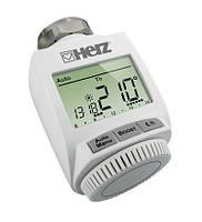 HERZ Энергосберегающая термостатическая головка ЕТКF+ с радиоканалом (1825101)