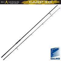 Карповое удилище Salmo Diamond Carp 3.00lb (120г) / 3.60м