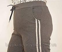 Брюки женские спортивные под манжет - зима, фото 3