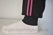 Брюки женские спортивные под манжет - зима, фото 2