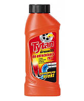Гранулы для очистки канализациййних труб Tytan 500 г.