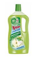 Моющее универсальное средство для пола концентрат Tytan zielone jabtuszko (зеленое яблочко )1 л.