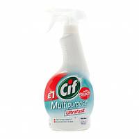 Спрей для чистки Cif Multipurpose (универсал) 450 мл.
